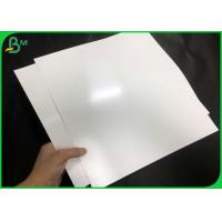 China 336.3*301.1mm Single Coated PE Lunch Box Paper With FDA Certification for sale
