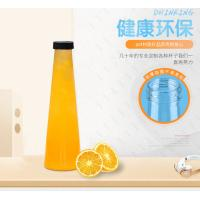 Wholesale 450ml 500ml Clear Plastic Juice BottlesEnviromently Friendly Uv Printing from china suppliers