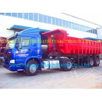 Wholesale 2 AXLES EQUIPMENT LOW BED TRAILER Semi Trailer Trucks 28T Single speed from china suppliers