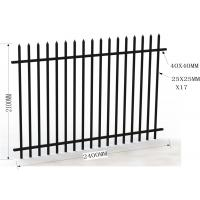 China Hot sale garrison fence (factory, ISO 9001 certificate ) for sale