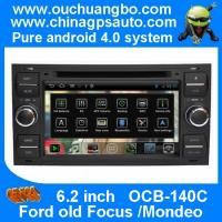 Wholesale Ouchuangbo Android 4.0 DVD Navi Multimedia for Ford old Focus /Mondeo Auto Radio 3G Wifi iPod S150 Platform OCB-140C from china suppliers