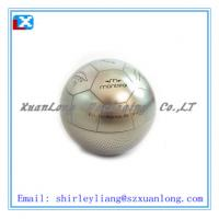 Wholesale ball shaped gift tin box for food packaging from china suppliers