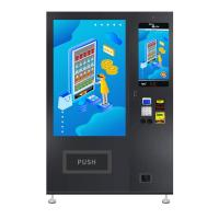 Wholesale 22 Inch Touch Screen Snack Food Vending Machines CE Rohs Certificated from china suppliers