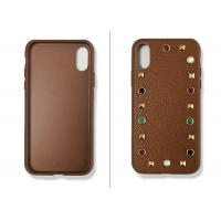 China Sharp Design Cell Phone Silicone Cases iPhone Back Cover Protector Case on sale