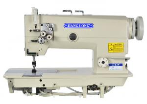 Wholesale 2000RPM Double Needle Sewing Machine With Automatic Lubrication from china suppliers