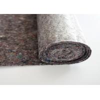Quality Customized Colorful 100% Recycled Poly Felt Fabric 1m * 10m / 1m * 25m / 1m * for sale