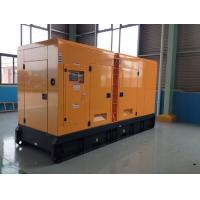 China 200kw/250 kVA Slient Cummins Diesel Generator Set /Gensets with soundproof canopy enclosure (NT855-GA) GDC250*S on sale