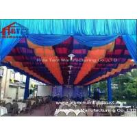 Wholesale Outdoor Party Aluminum Stage Truss Square Shape Silver Colr 400mm X 400mm Size from china suppliers