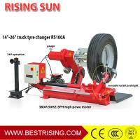 China Service station used heavy duty 26inch tractor tire changer for sale on sale