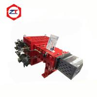 China Twin Screw Machine Speed Reducer Gearbox , Red Industrial Planetary Gearbox on sale