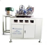 Wholesale AM132 DC Head Wire Soldering Machine Adopts Vibrating Tray Artificial Feeding Way from china suppliers