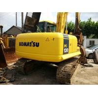 Wholesale Used KOMATSU PC130-7 13 Ton Excavator from china suppliers