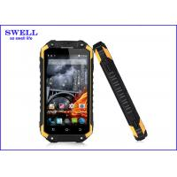 Buy cheap GPS NFC PTT Rugged Waterproof Smartphone X8 Walkie Talkie Quad Core Smart Phone from Wholesalers