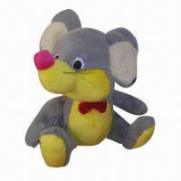 China Stuffed Toys with Mouse Design on sale