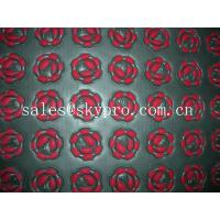 Wholesale Customized Textures embossed EVA foam sheet for shoe soles from china suppliers