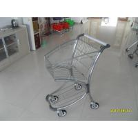 Wholesale 40L Supermarket Shopping Trolley easy to used in Free duty shop 731x515x1002mm from china suppliers