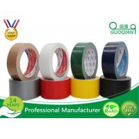 Wholesale Single Sided Colored Cloth Duct Tape waterproof High Bond For Marking / Bundling from china suppliers