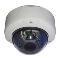 Wholesale poe metal 2mp 1080P/25fps security dome ip camera zoom 2.8-12mm  network cctv camera from china suppliers