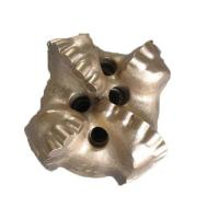 China Surface Set PDC Drilling Bits , Wearable Blade Sandstone Drilling Marble Drill Bit on sale
