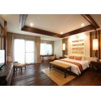 Buy cheap Classic 3 - 5 Star Hotel Guestroom Furniture Sets Customized Size from wholesalers