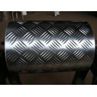 Wholesale Bus / Boat Aluminium Checker Plate , Alloy 5083 Aluminum Diamond Plate ASTM Standard from china suppliers