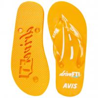 Wholesale customed eva die cut and embossed slipper  printed Womens Flip flop thongs slipers manufacturers from china suppliers