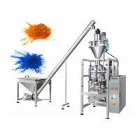 Wholesale Vertical Powder Bagging Machine , Auger Filler Coffee Powder Packing Machine from china suppliers