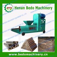 electric motor biomass briquette making machine  for sale