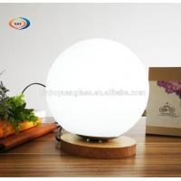 China Buy opal Touch Table Lamp GloBE glass table reading light on sale