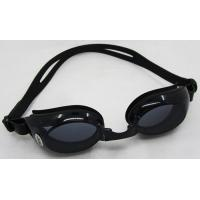 China Dark Silicone Gasket  Prescription Swimming  Goggles  /  glasses  for Training on sale