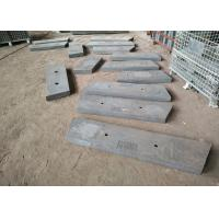 Wholesale Steel Pallet White Iron Metal Casting Chute Liners For Mining Industry from china suppliers