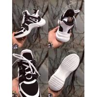 Buy cheap SS 18 Luxury Fashion Shoes LU Sneakers from wholesalers