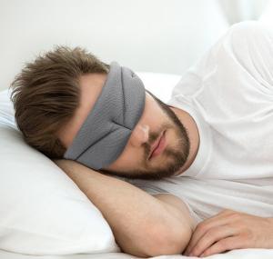 Wholesale Sleeping Eye Mask Nylon 2018 high quality eyemask Russia from china suppliers
