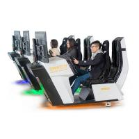 Wholesale High cost performance AR racing car driving arcade simulator game machine from china suppliers