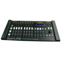 Wholesale Black DMX Console Crocodile DMX Lighting Controller , 128K Memory card from china suppliers