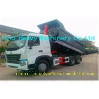 Wholesale SINOTRUCK HOWO A7 DUMP TRUCK 6x4 336/371hp EUROII/III 40T Load Capacity from china suppliers