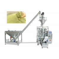 Wholesale Fully Automatic Flour Packing Machine , Ice Cream Powder Packing Machines from china suppliers