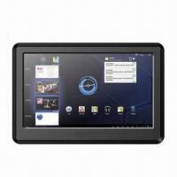 Wholesale 4.3-inch Google's Android Tablet PC with Allwinner A13, 512 MB DDR3, Wi-Fi, Speaker, G-sensor  from china suppliers
