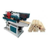 Wholesale wood broom handle making machine/wooden shovel handle machine from china suppliers