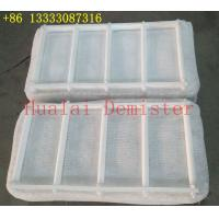 Wholesale Dia. 2600 PTFE wire mesh demister pads, PTFE mist eliminator supplier from china suppliers