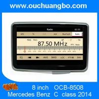Wholesale Ouchuangbo autoradio GPS sat navi DVD Mercedes Benz C180 2014 support canbus BT SWC SD from china suppliers