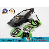 Wholesale High Frequency 13.56MHz RFID Casino Chips Handheld Asset Tracking Handheld Terminal from china suppliers
