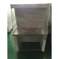 China Laboratory Vertical Laminar Flow Cabinet Air Purification Class 100 Type for sale
