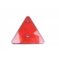 Buy cheap Safety Warning Triangle PMMA Trailer Light Reflectors from wholesalers
