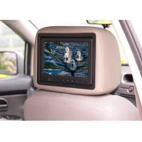 Wholesale Interactive Taxi Lcd Advertising Player With Full View Angle / Taxi Tv Advertising from china suppliers