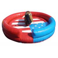 Wholesale Commercial Inflatable Interactive Games , Mechanical Rodeo Bull Machine from china suppliers