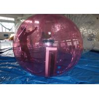 Wholesale Clear Big Inflatable Water Toys , Inflatable Water Walking Ball For Adults from china suppliers