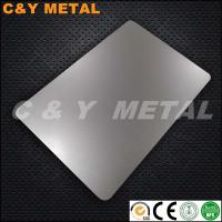 China 201 304 316 430 Decorative stainless steel sheet,with 8k and sand-blast treatment on sale