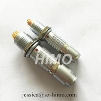 China supply 14pin lemo straight plug connector compatible male and female terminal push pull 1B series for sale