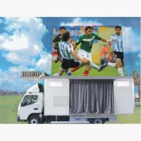 Wholesale Full Color Truck Mounted LED Screens from china suppliers